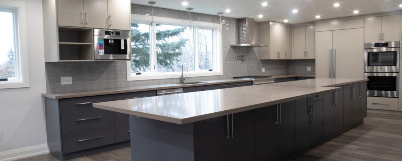 kitchen renovations in Toronto